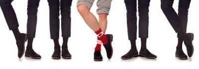 Different Sock Decorum for Men